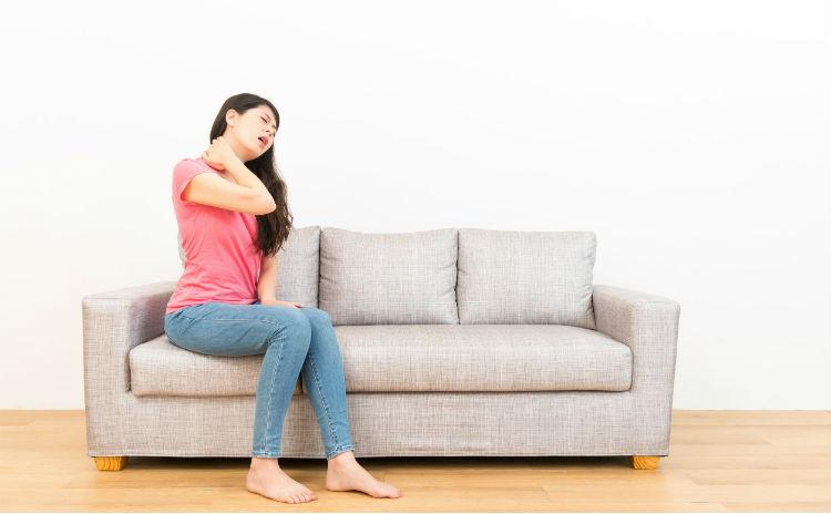 自宅でできる肩こり解消3つの方法