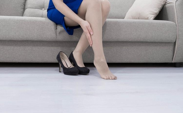 【鍼灸師が教える】足のむくみをとるツボ