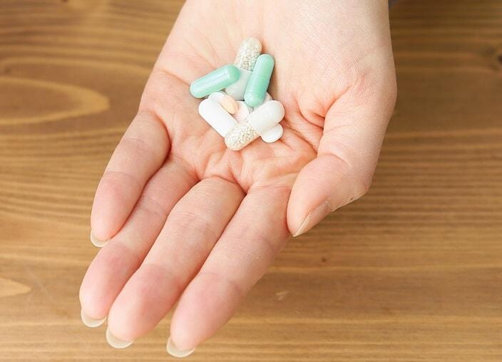 高血圧の時に摂りたい栄養素をサプリメ...