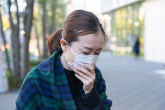 免疫低下の中期症状